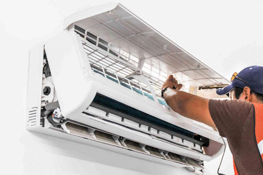 kinh nghiệm lắp máy lạnh daikin mới mua