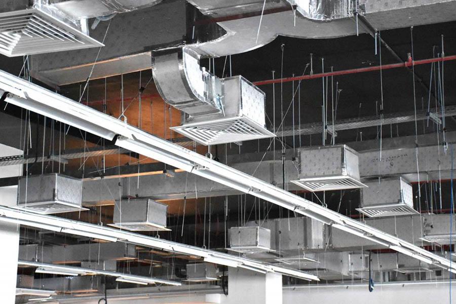 Tác dụng của hệ thống họng gió là gì?