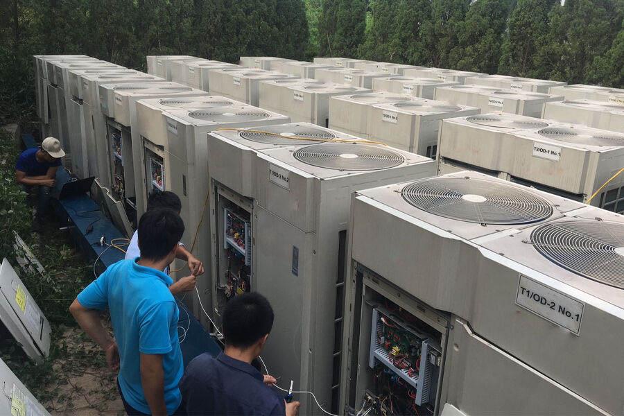 Sửa hệ thống máy lạnh VRV Daikin giá rẻ, chuyên nghiệp tại Trung Tâm Sửa Chữa Bảo Hành Daikin