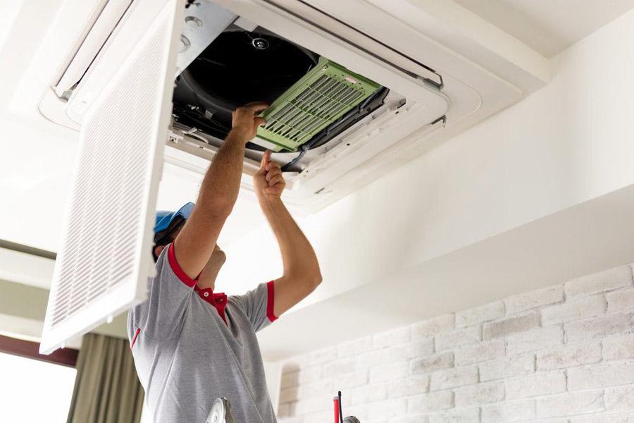 Dịch vụ sửa máy lạnh âm trần Daikin tận nhà giá rẻ & chuyên nghiệp của Trung Tâm Sửa Chữa Bảo Hành Daikin
