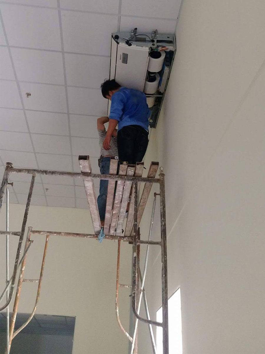 điều kiện bảo hành của trung tâm bảo hành daikin tại Tiền Giang